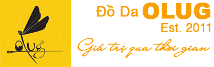 Đồ Da Thủ Công OLUG -  Da Thật 100% - Bảo Hành Trọn Đời - Khắc Tên Miễn Phí