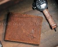 bóp da (có khóa)